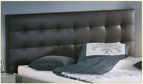 prešito vzglavje za vodne postelje prestige