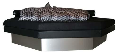 Oktagon 240x240 cm vodne postelje