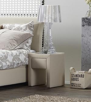 Nočna omarica s predalom BOX