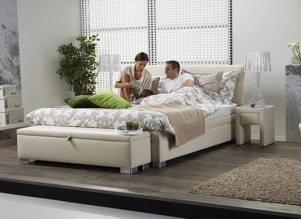 Izbira modelov vodnih postelj