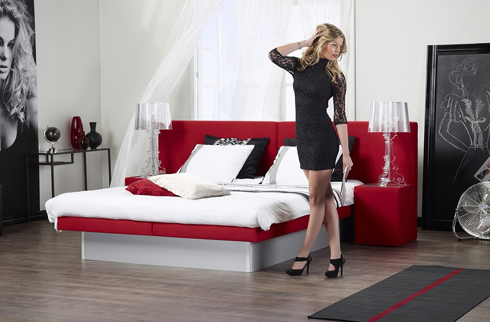 vodne postelje design izgleda